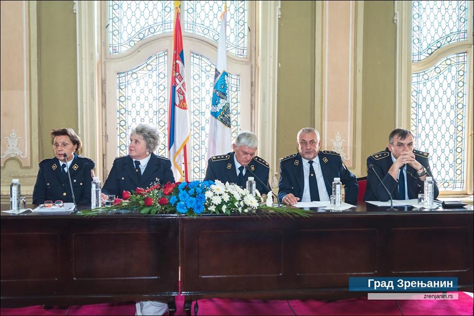Скупштина Ватрогасног савеза Србије